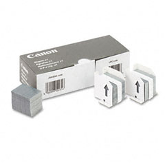 Canon - standard staples for canon ir2200/2800/more, three cartridges, 15,000 staples, sold as 1 bx