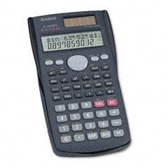 Casio - fx-300ms scientific calculator, 10-digit lcd, sold as 1 ea
