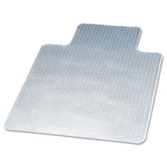 Deflect-o - duramat chair mat for low pile carpet, 36w x 48h, clear, sold as 1 ea