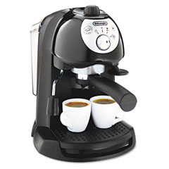 Delonghi DLOBAR32 BAR32 Retro Style Espresso Maker, Black
