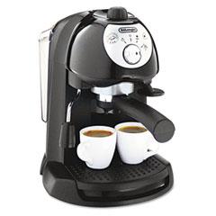 Delonghi DLOBAR32 BAR32 Retro Style Espresso Maker, Black