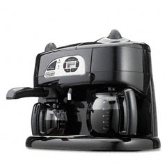 Delonghi BCO130T Bco130T Combination Coffee/Espresso Machine