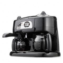 Delonghi BCO130T Bco130T Combination Coffee/Espresso Machine