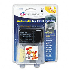 Dataproducts 60405 60405 Compatible Ink Refill Kit, Black