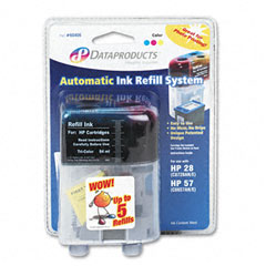 Dataproducts 60406 60406 Compatible Ink Refill Kit, Tri-Color