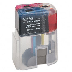 Dataproducts 60418 60418 Compatible Ink Refill Kit, Tri-Color