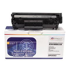Dataproducts DPC0263 Dpc0263 Compatible Toner, 2000 Page-Yield, Black