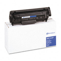 Dataproducts DPC12AP Dpc12Ap Compatible Remanufactured Toner, 2000 Page-Yield, Black