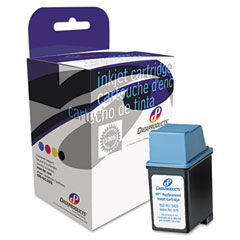 Dataproducts DPC14DN 60265 Compatible Remanufactured Ink, 455 Page-Yield, Black