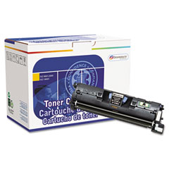 Dataproducts DPC2500B Dpc2500B Compatible Remanufactured Toner, 5000 Page-Yield, Black