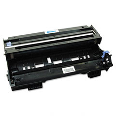 Dataproducts - dpcdr400 (dr400) compatible drum unit, black, sold as 1 ea