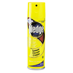 Drackett DRA94399CT Furniture Polish, Lemon, 12 oz Aerosol Can, 12/Carton