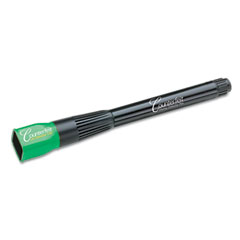 Dri-mark - smart money counterfeit detector pen with reusable uv led light, sold as 1 ea