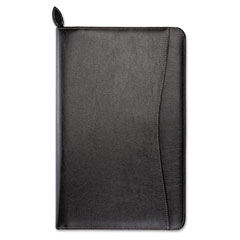 Day-timer - green series basque leather wirebound organizer, 5-1/2 x 8-1/2, black, sold as 1 ea