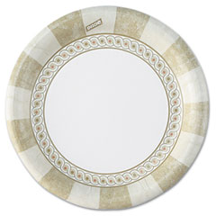 DIXIE FOOD SERVICE Dixie Paper Plates, 6