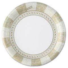 DIXIE FOOD SERVICE Dixie Paper Plates, 6