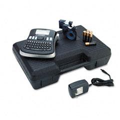 Dymo - labelmanager 210d kit, 2 lines, 6w x 6-2/5d x 2-1/2h, sold as 1 ea