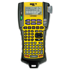 Dymo - rhino 5200 industrial label maker, 5 lines, 6-1/10w x 11-2/9d x 3-1/2h, sold as 1 ea