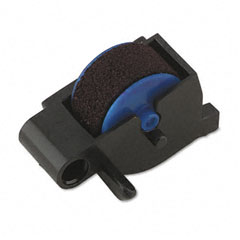 Dymo - replacement ink roller for date mark electronic date/time stamper, blue, sold as 1 pk