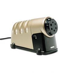 X-acto - high-volume commercial desktop electric pencil sharpener, beige, sold as 1 ea