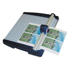 X-acto - rotary trimmer, 10 sheets, metal base, 11-inch x 12-inch, sold as 1 ea