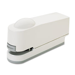 X-acto - x-acto electric stapler with anti-jam mechanism, 20-sheet capacity, putty, sold as 1 ea