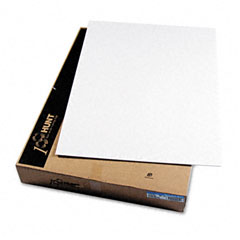 Elmer's - cfc-free polystyrene foam board, 40 x 30, white surface and core, 25/carton, sold as 1 ct