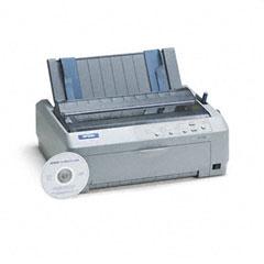 Epson - fx-890 dot matrix impact printer, sold as 1 ea