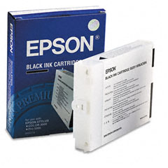 Epson S020118 S020118 Quick-Dry Ink, 3800 Page-Yield, Black