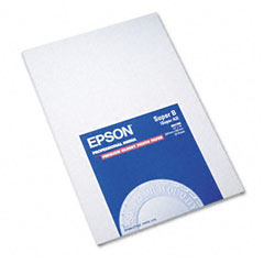 Epson - premium photo paper, 68 lbs., high-gloss, 13 x 19, 20 sheets/pack, sold as 1 pk