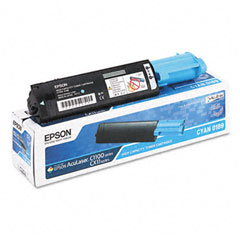 Epson S050189 S050189 Toner, 4000 Page-Yield, Cyan