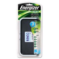 Energizer - family battery charger, multiple battery sizes, sold as 1 ea