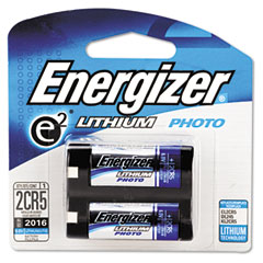 Energizer - e2 lithium photo battery, 2cr5, 6volt, sold as 1 ea
