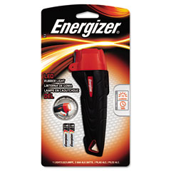 Energizer - rubber flashlight, small, sold as 1 ea