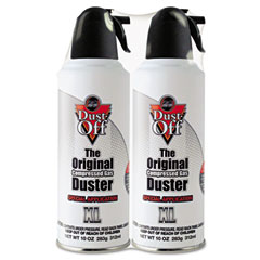 Dust-off - special application duster, 2 10oz cans/pack, sold as 1 pk