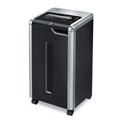Fellowes - powershred c-325i continuous-duty strip-cut shredder, 24 sheet capacity, sold as 1 ea