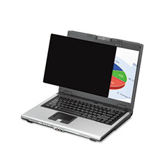 Fellowes - privacy filter for 20-inch widescreen notebook/lcd, sold as 1 ea