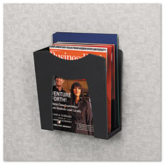 Fellowes 7528701 Partition Additions Magazine File, Dark Graphite