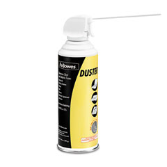 Fellowes - air duster, 152a liquefied gas, 10oz can, sold as 1 ea