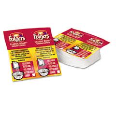 Folgers - coffee, classic roast regular, .9 oz. pack, 42/carton, sold as 1 ct