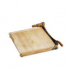 "Swingline 1152 Classiccut Ingento Solid Maple Paper Trimmer, 15 Sheets, Maple Base, 18"" X 18"""