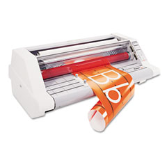 "Gbc Quartet 1710740 Heatseal Ultima 65 Laminating System, 27"" Wide Maximum Document Size"