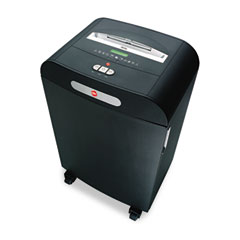 Gbc swingline - ds22-19 medium-duty strip-cut shredder, 22 sheet capacity, sold as 1 ea