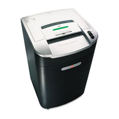 Gbc swingline - lm11-30 heavy-duty micro-cut shredder, 11 sheet capacity, sold as 1 ea
