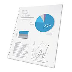 Gbc Quartet 2514479 Proclick Presentation Paper, 8-1/2 X11, White, 250 Sheets