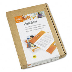 Gbc Quartet 3200716 Heatseal Longlife Premium Laminating Pouches, 5 Mil, 11-1/2 X 9, 100/Box