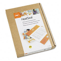 Gbc Quartet 3200717 Heatseal Longlife Premium Laminating Pouches, 7 Mil, 11-1/2 X 9, 100/Box