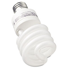 General Electric 74203 Compact Fluorescent Bulb, 26 Watt, T3 Spiral, Soft White