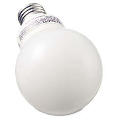 General Electric 85392 Compact Fluorescent Bulb, 11 Watt, G25 Globe, Soft White