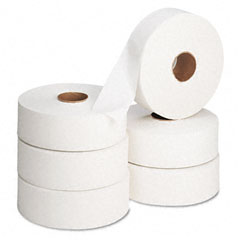 Georgia pacific - envision jumbo roll bath tissue, 12-inch dia, 2000 ft, 6 rolls/carton, sold as 1 ct